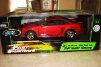 Album: The Fast And The Furious 2003 Saleen Mustang., photos:4