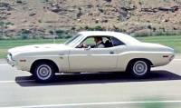 Dodge Challenger From Vanishing Point Movie