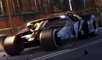 Batman Movie Batmobile