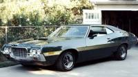 Ford Gran Torino From Gran Torino Movie