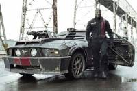 Death Race Ford Mustang